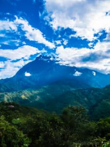 キナバル山/サバ州