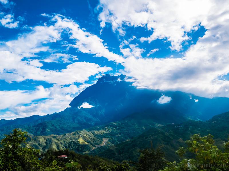キナバル山/ボルネオ島