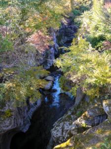 秋保温泉・磊々峡