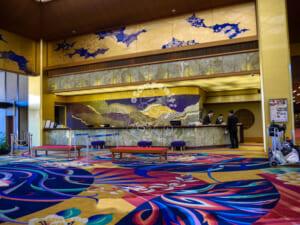 ホテル瑞鳳・ロビー