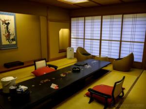 ホテル瑞鳳・別館桜離宮・部屋1