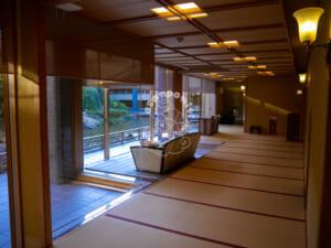 ホテル瑞鳳・別館桜離宮・廊下