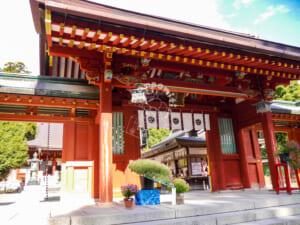 塩釜・志波彦神社/鹽竈神社