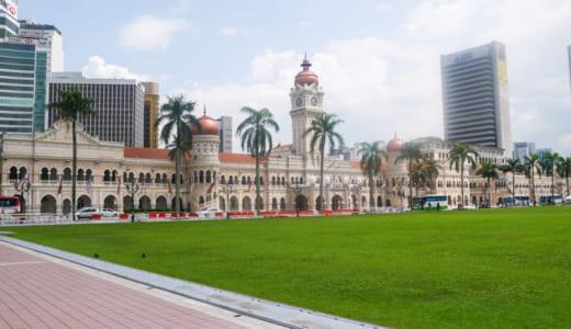 マレーシアの国教はイスラム教 町中の宗教事情について観光客が感じたこと