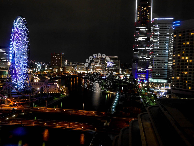 夜景/ヨコハマ グランド インターコンチネンタル