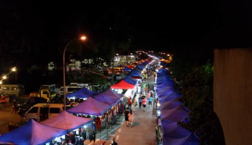 ランカウイ島ナイトマーケットについての開催場所や様子などまとめ