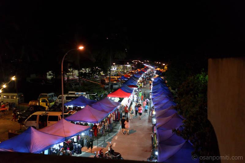 ナイトマーケット/ランカウイ島