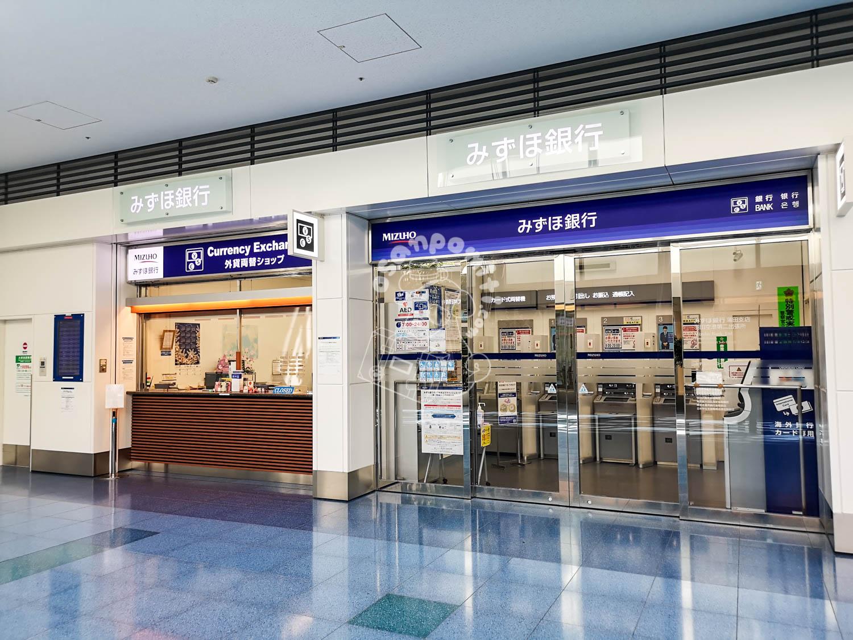みずほ銀行/羽田空港
