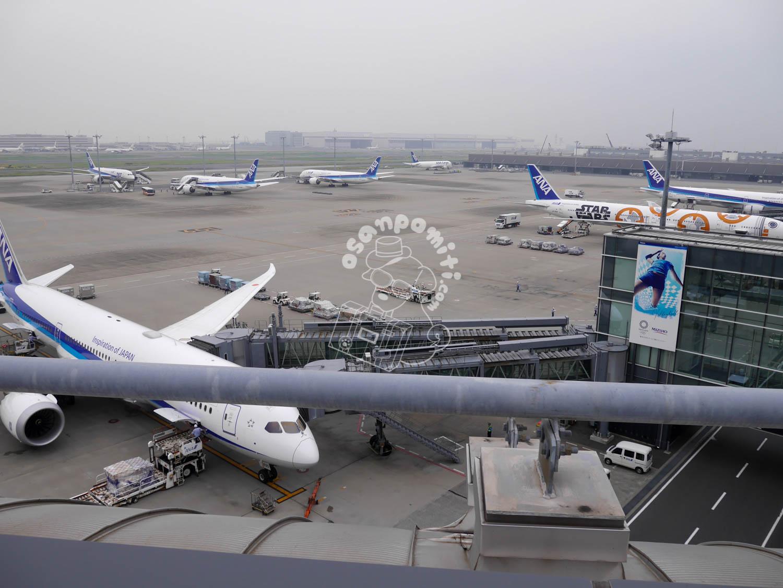 国際線ターミナル/羽田空港