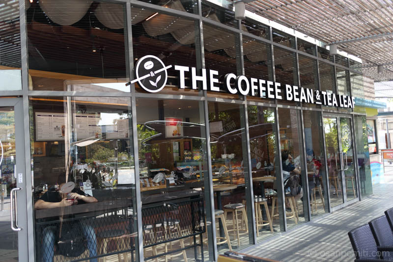 The Coffee Bean & Tea Leaf/シンガポール