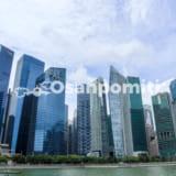 シンガポール金融街