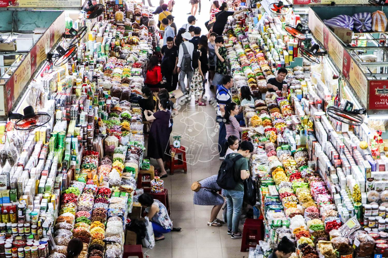 ハン市場/ダナン