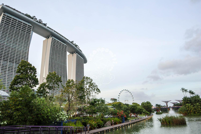 マリーナベイサンズ/シンガポール