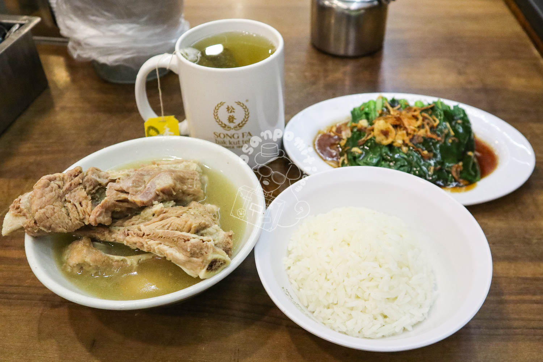 松發肉骨茶/チャイナタウン