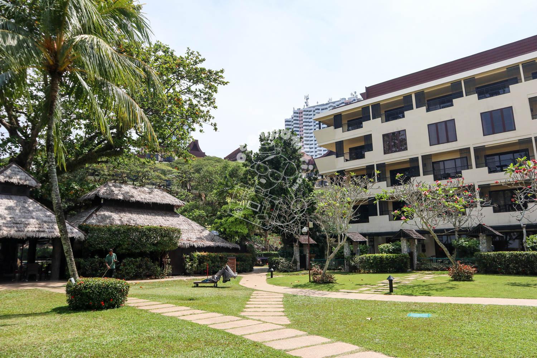 ガーデン/シャングリラ ラササヤンリゾート