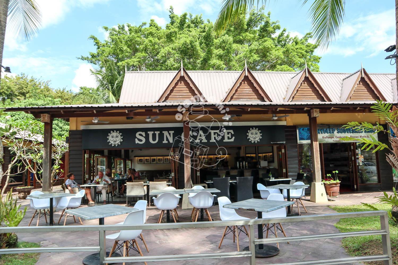 Sun Cafe/ランカウイ島