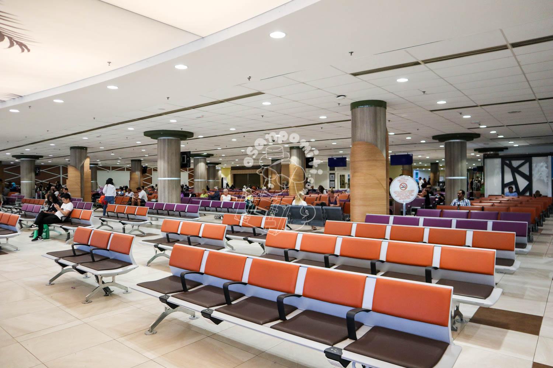 国内線待機エリア/ランカウイ国際空港