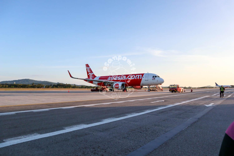 駐機場/ランカウイ国際空港
