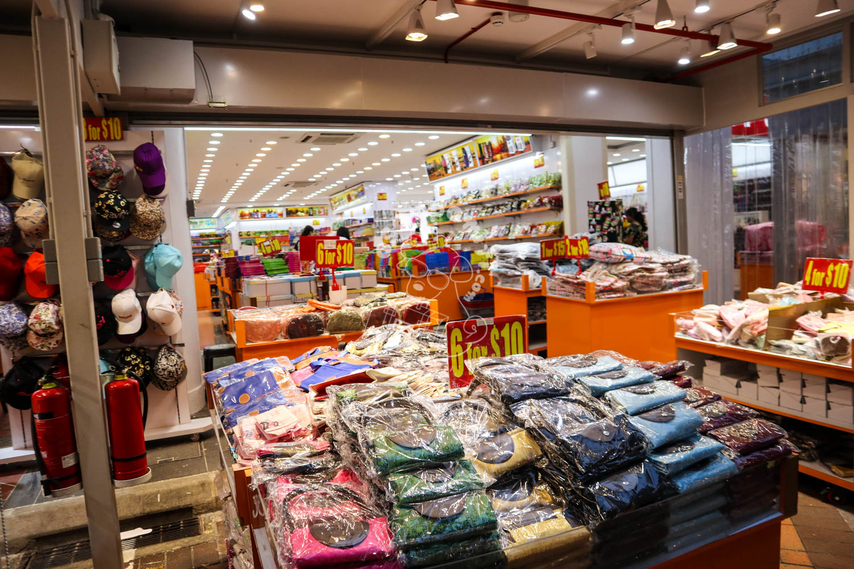The Gift Shop/チャイナタウン