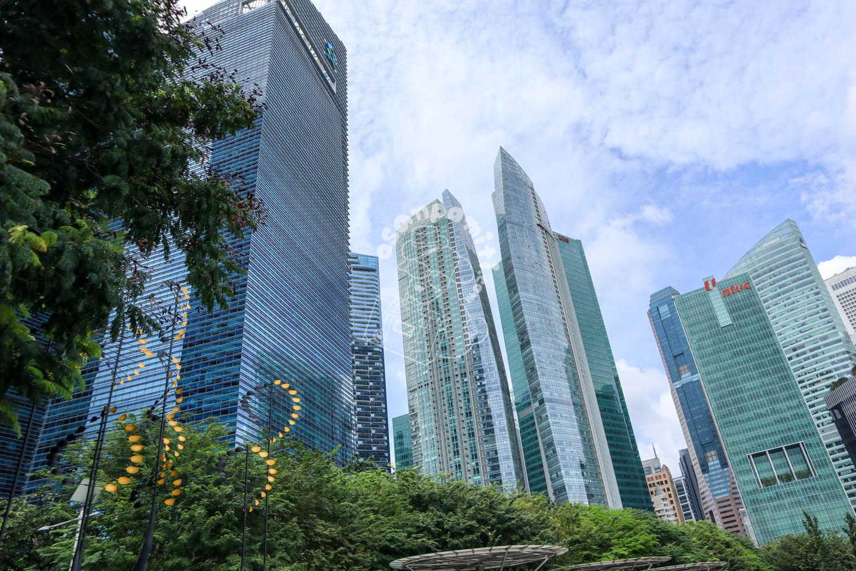 金融街/シンガポール