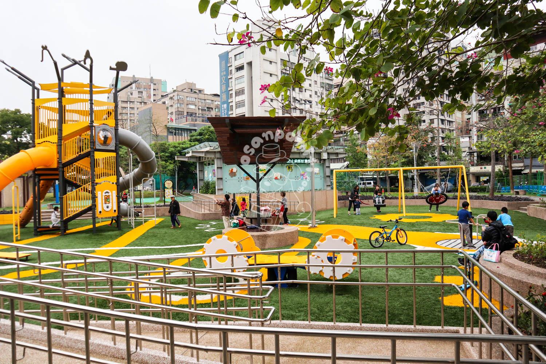 建成公園/台北