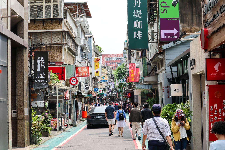 台湾市街地