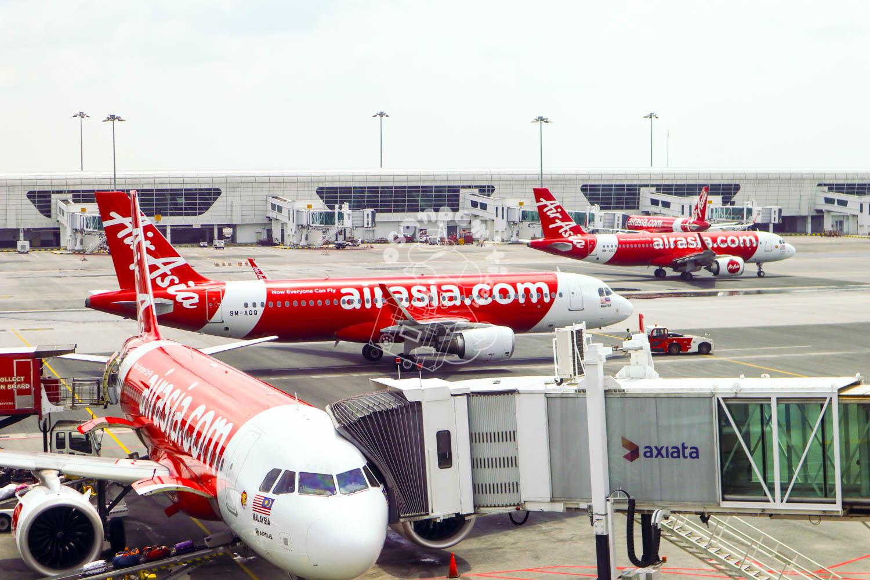 KLIA2駐機場/クアラルンプール国際空港