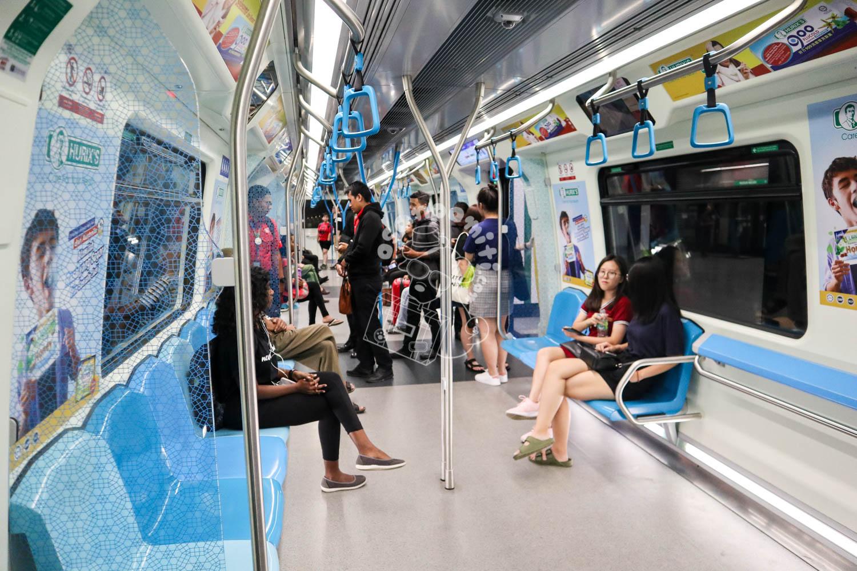 MRT/クアラルンプール