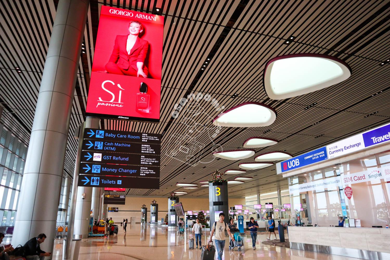 チャンギ国際空港/シンガポール
