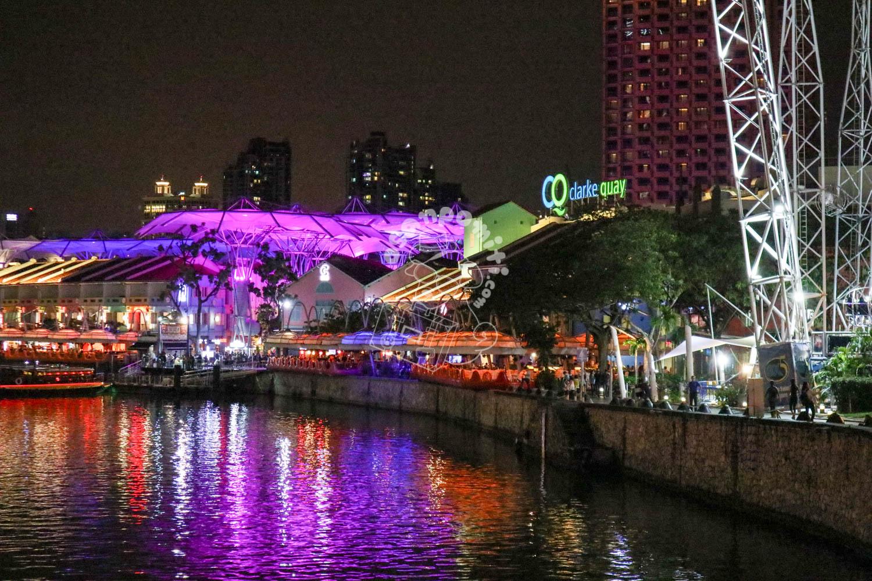 クラークキー/シンガポール