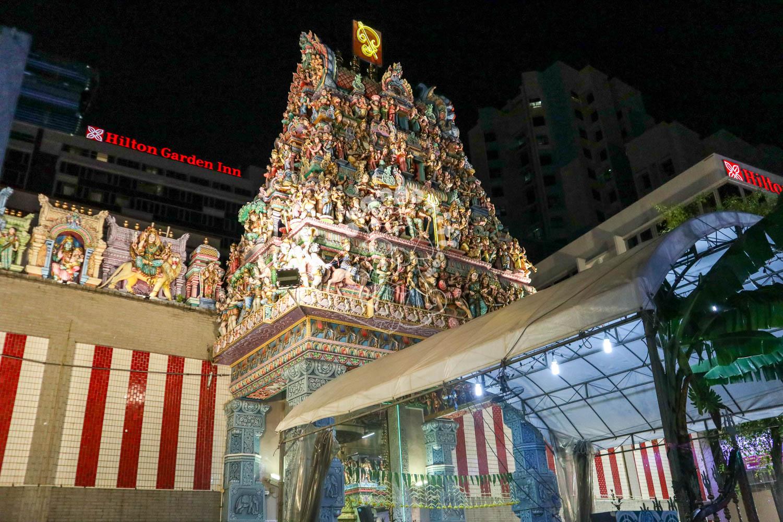 スリ・ヴィーラマカリアマン寺院