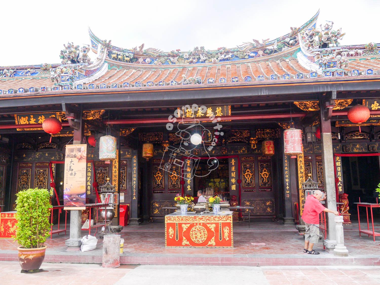 チェンフンテン寺院/マラッカ