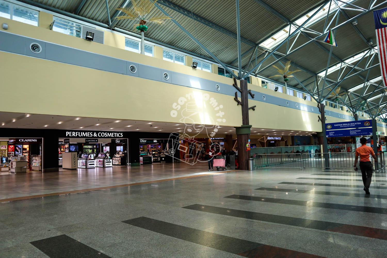 ロビー/ランカウイ国際空港