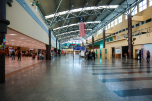 ロビーランカウイ国際空港