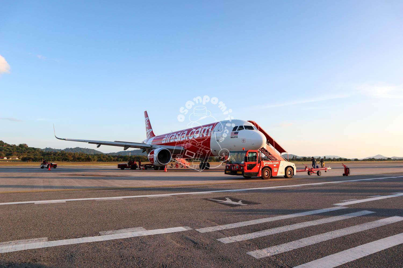 ランカウイ国際空港/ランカウイ島