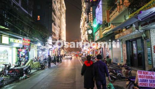 普通に観光だけを楽しむ男2人のベトナム旅行記(1日目・ハノイ編)