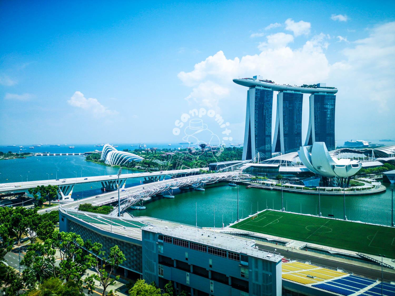 オーシャンビューキング/マンダリンオリエンタルシンガポール