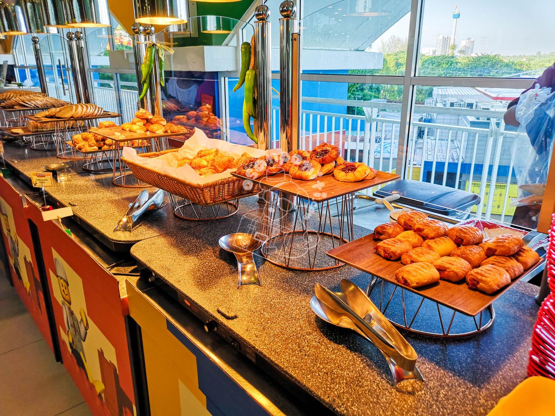 朝食/レゴランドホテルマレーシア