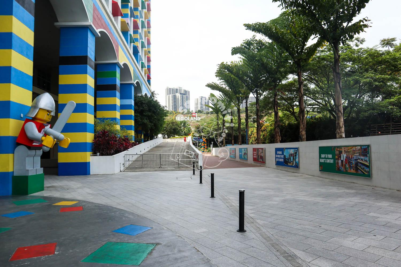 フロント/レゴランドホテルマレーシア