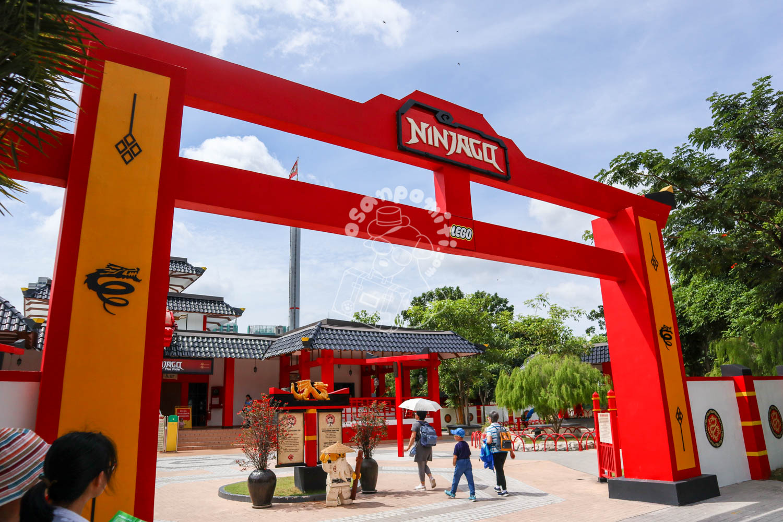 LEGO NINJAGO WORLD/マレーシアレゴランドリゾート