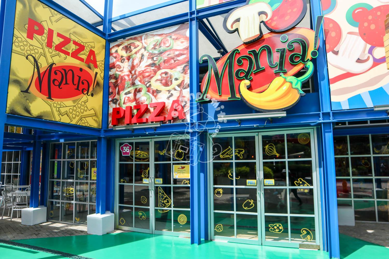 PIZZA Mania!/レゴランドマレーシアリゾート