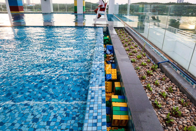 プール/レゴランドホテルマレーシア