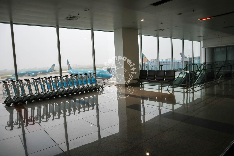 ハノイ・ノイバイ国際空港/ベトナム
