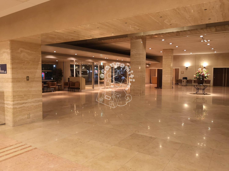 フロント/関西エアポートワシントンホテル