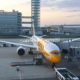 駐機場/チャンギ国際空港
