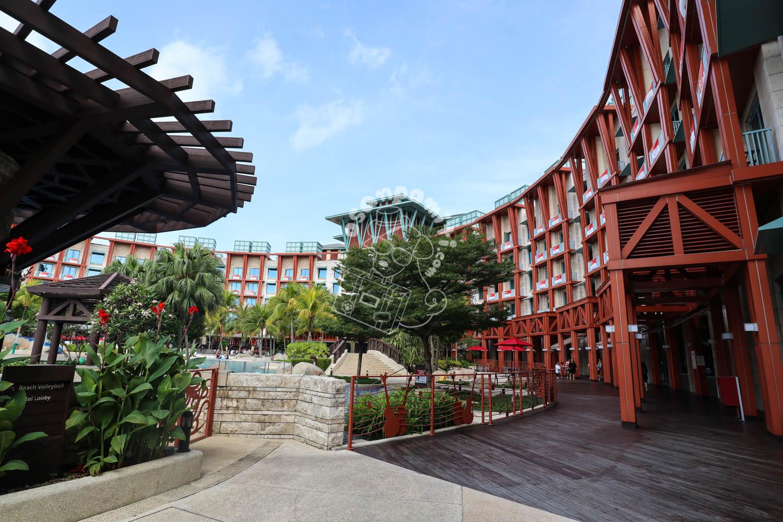 ハードロック ホテル シンガポール