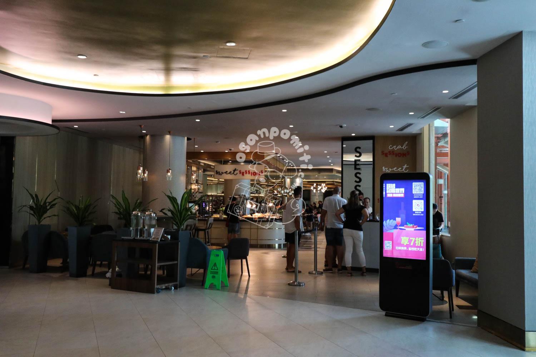朝食/ハードロック ホテル シンガポール