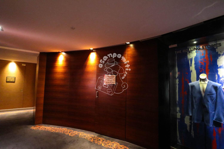 廊下/ハードロック ホテル シンガポール