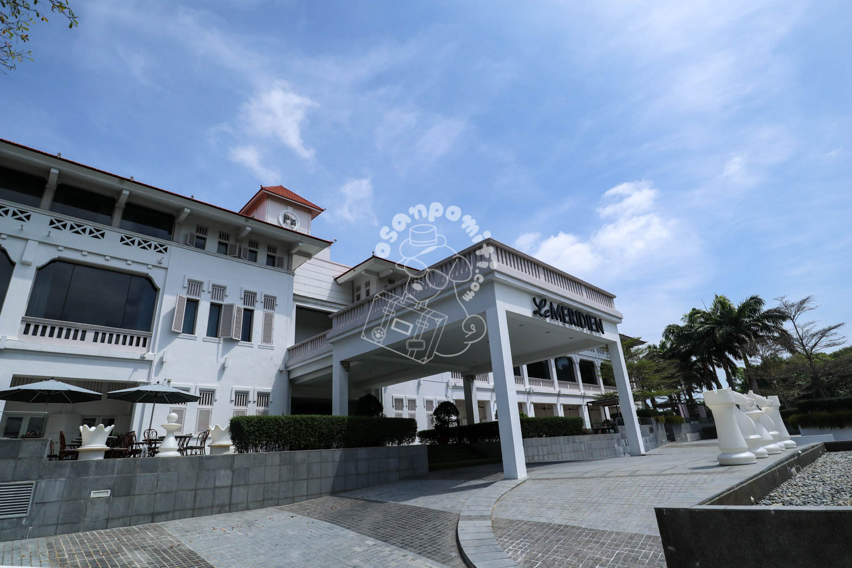 ル メリディアン シンガポール セントーサ/セントーサ島