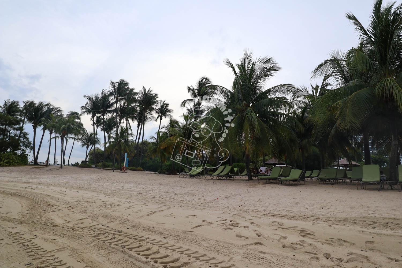 ビーチ/シャングリラ ラサ セントーサ リゾート